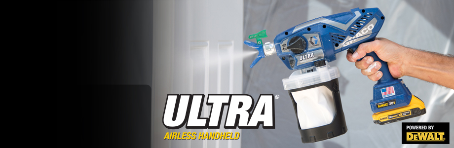 Graco Ultra Airless Handhelds