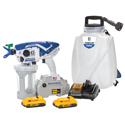 Graco SaniSpray HP 20 Electrostatic with ProPack