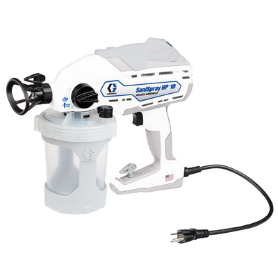Graco SaniSpray HP 10