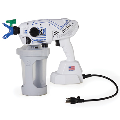 Graco SaniSpray HP 20 con cavo