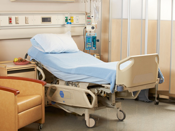 Health care facility disinfection