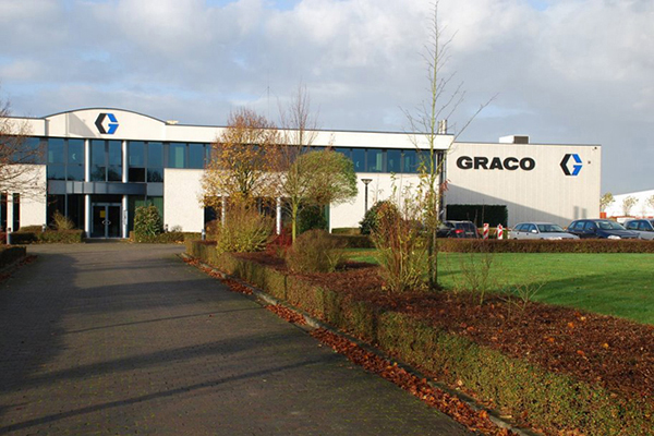 Graco European Headquarters, Maasmechelen, Belgium
