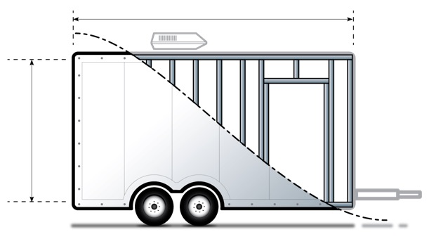 Trailer Structure