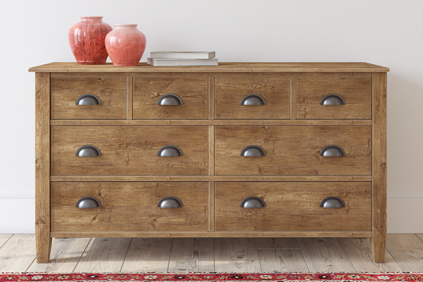 Wood furniture - Chest of drawers - Thumb