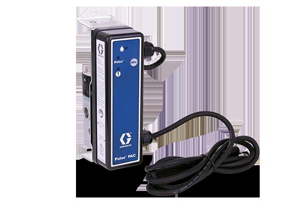 Pulse pump air control