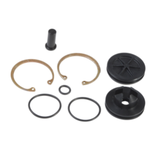 Air Valve End Cap Kit, for systems with DataTrak Runaway Protection