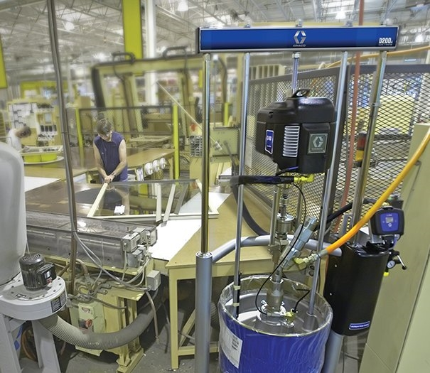 Supply Systems & Pumps for Composites – FRP, Resins, Catalysts