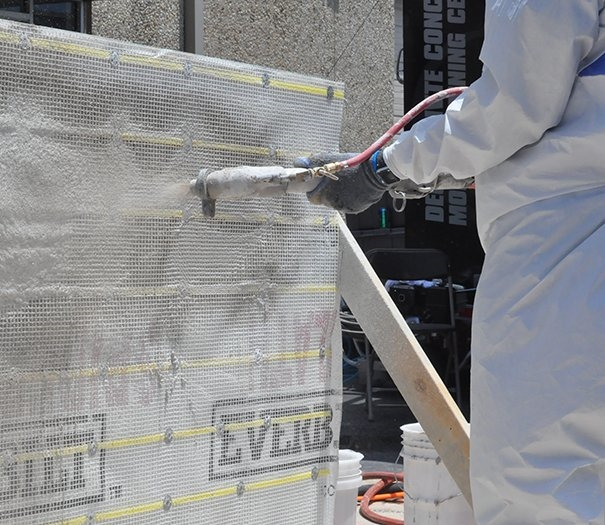 Stucco And Eifs Contractor In Alabama: Plaster Sprayers & Pumps
