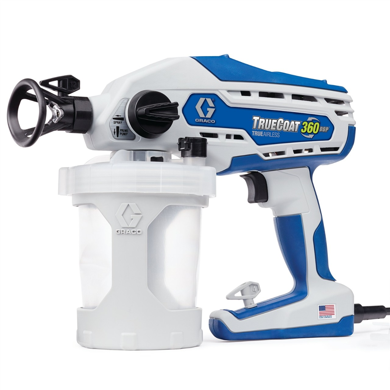 TrueCoat 360 DSP Electric TrueAirless Sprayer