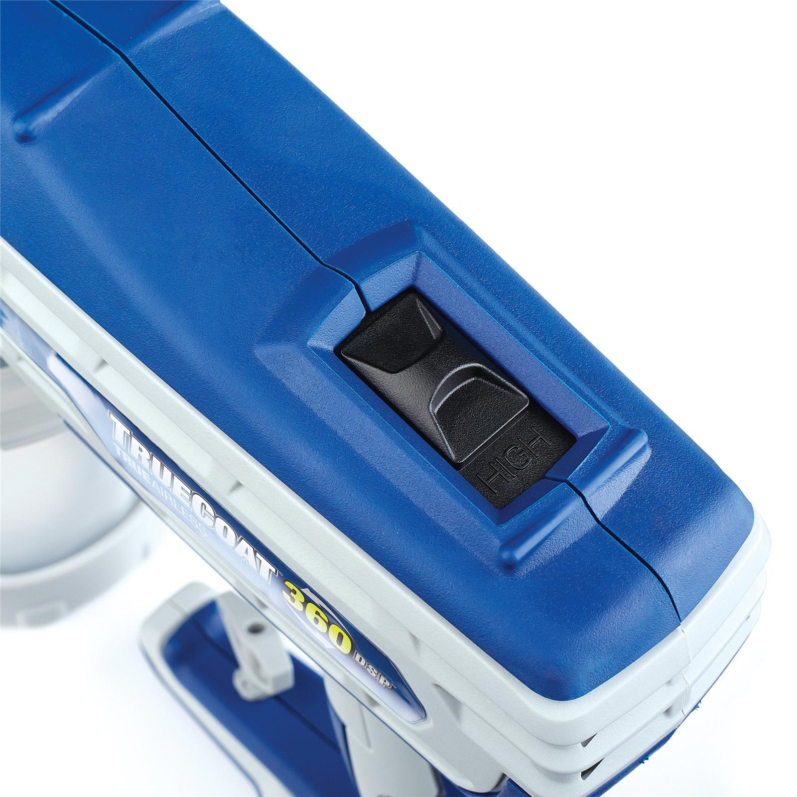 73eecc7915f73 TrueCoat 360 DSP Electric TrueAirless Sprayer