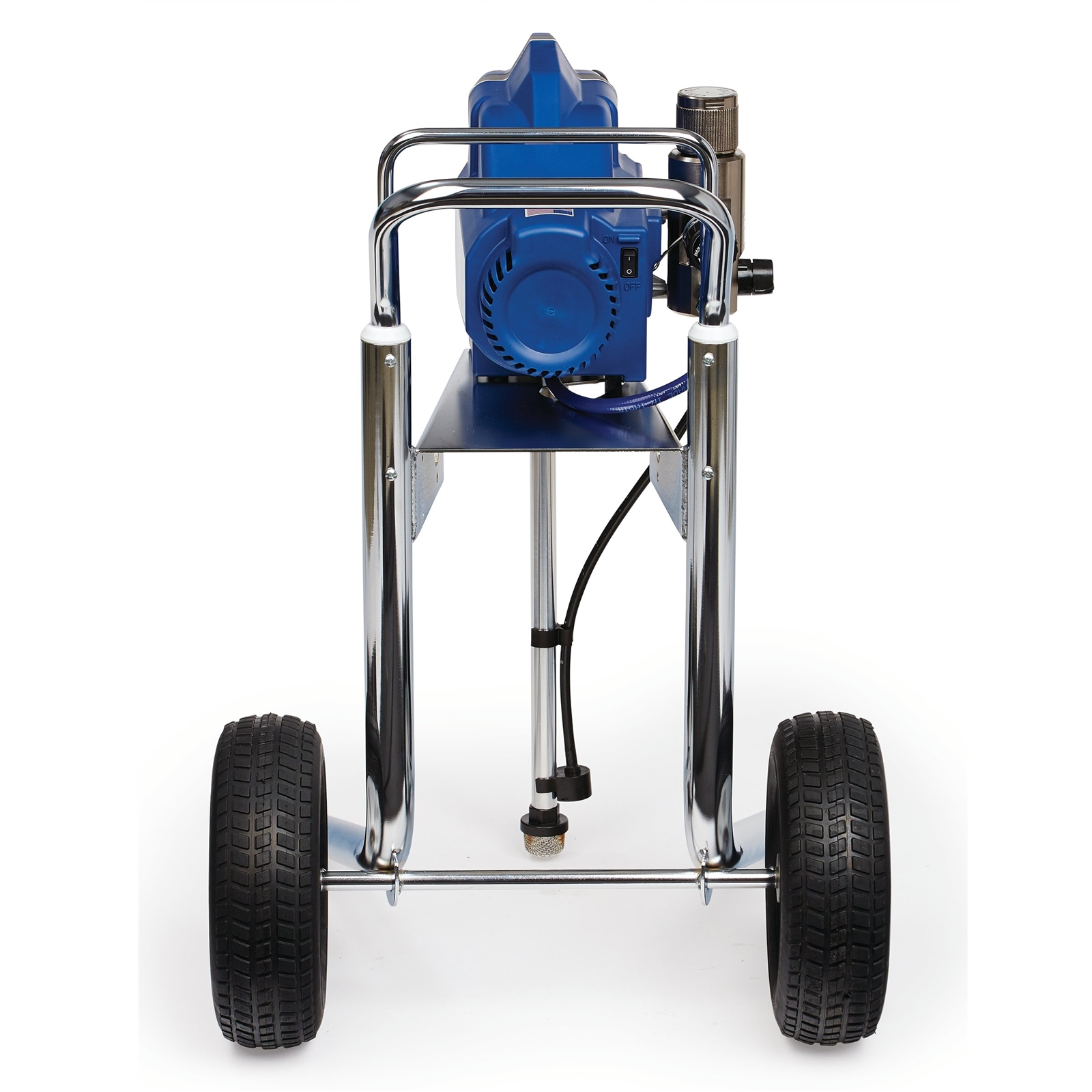 Pro210ES Electric Airless Sprayer, Cart | Graco on