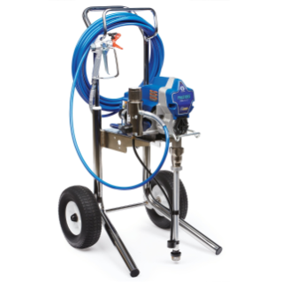 Pro210ES Electric Airless Sprayer, Cart