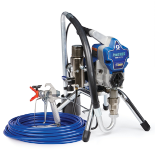 Pro210ES Electric Airless Sprayer, Stand