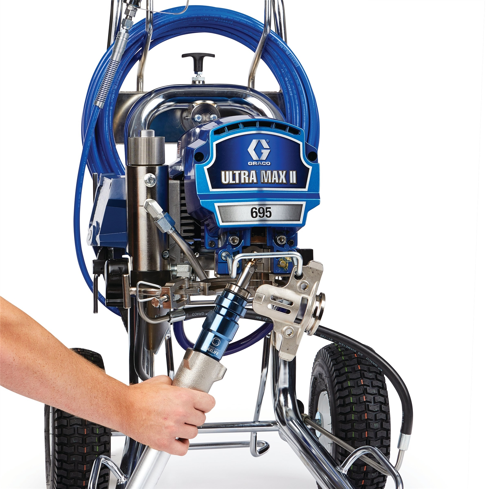 Ultra Max II 695 ProContractor Series Electric Airless Sprayer