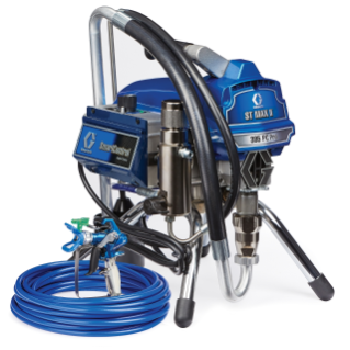ST Max II 395 PC Pro Electric Airless Sprayer, Stand, 230V, EU
