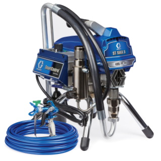 ST Max II 495 PC Pro Electric Airless Sprayer, Stand, 230V, EU