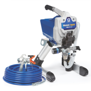 Magnum ProX19 Electric TrueAirless Sprayer, Stand