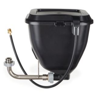 Small Electric & FinishPro AA Airless Hopper