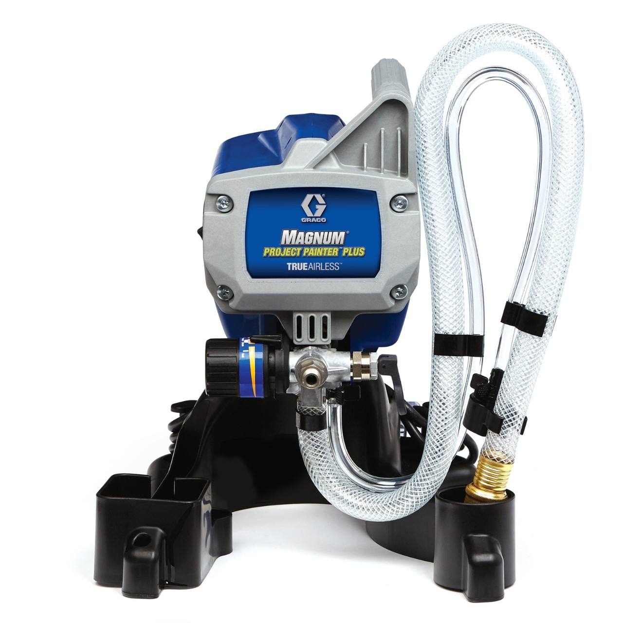 NEW GRACO 257025 MAGNUM PROJECT PAINTER PLUS AIRLESS 2.5 GALLON PAINT SPRAYER
