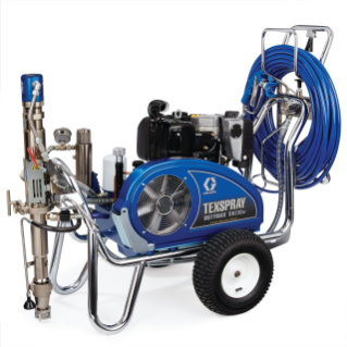 DutyMax DH230 HD ProContractor Series Diesel Hydraulic Airless Sprayer
