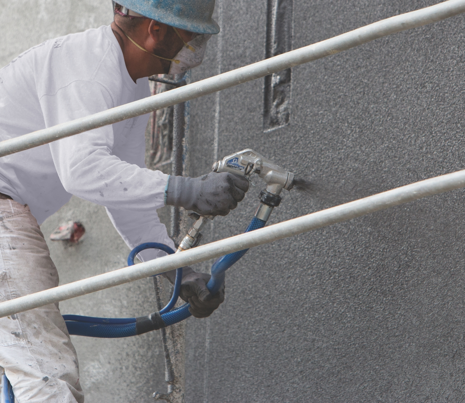 Stucco And Eifs Contractor In Alabama: Solutions For Spraying Stucco/EIFS