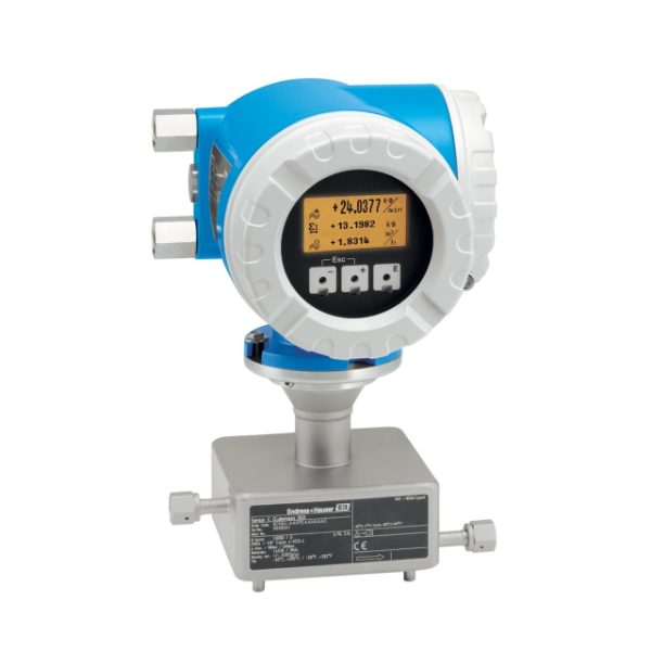 Coriolis-Mass-Flow-Meters