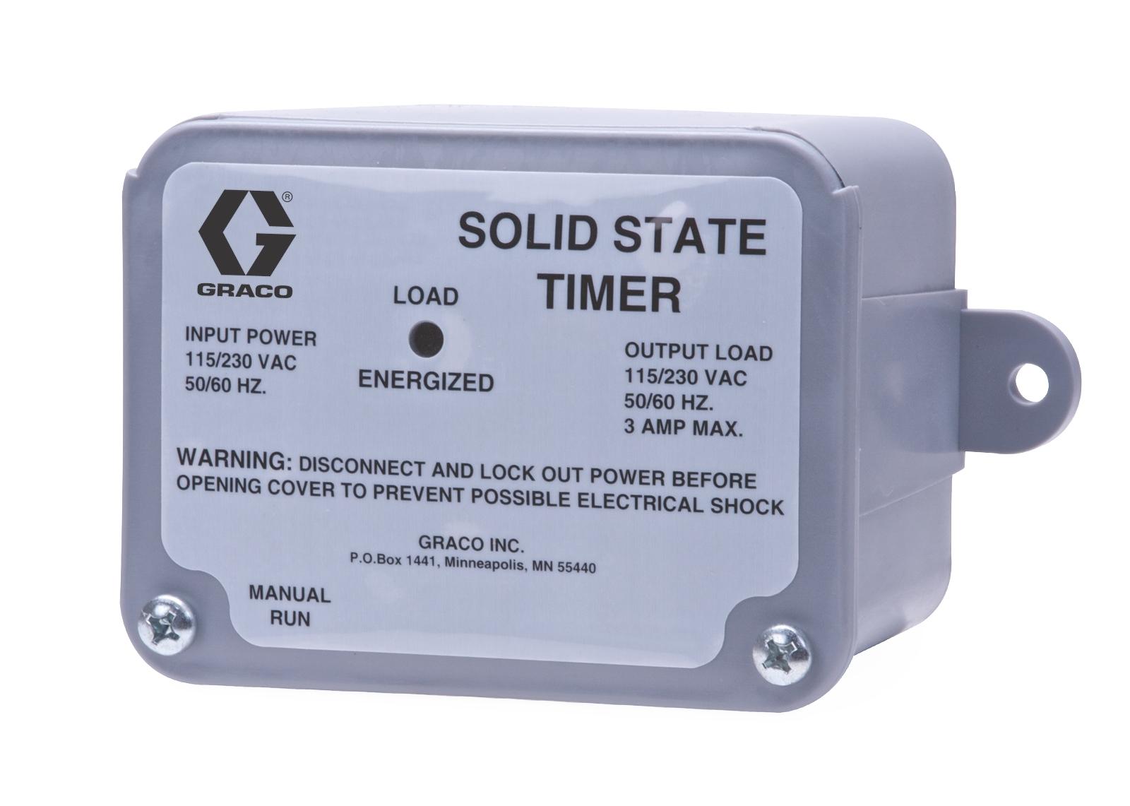 Lubrisystem Solid State Timer