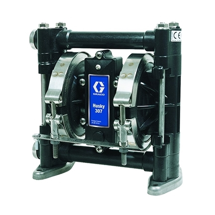 Double Diaphragm Pumps – Air and Electric Operated