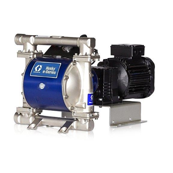 Husky Electric Double Diaphragm Pumps