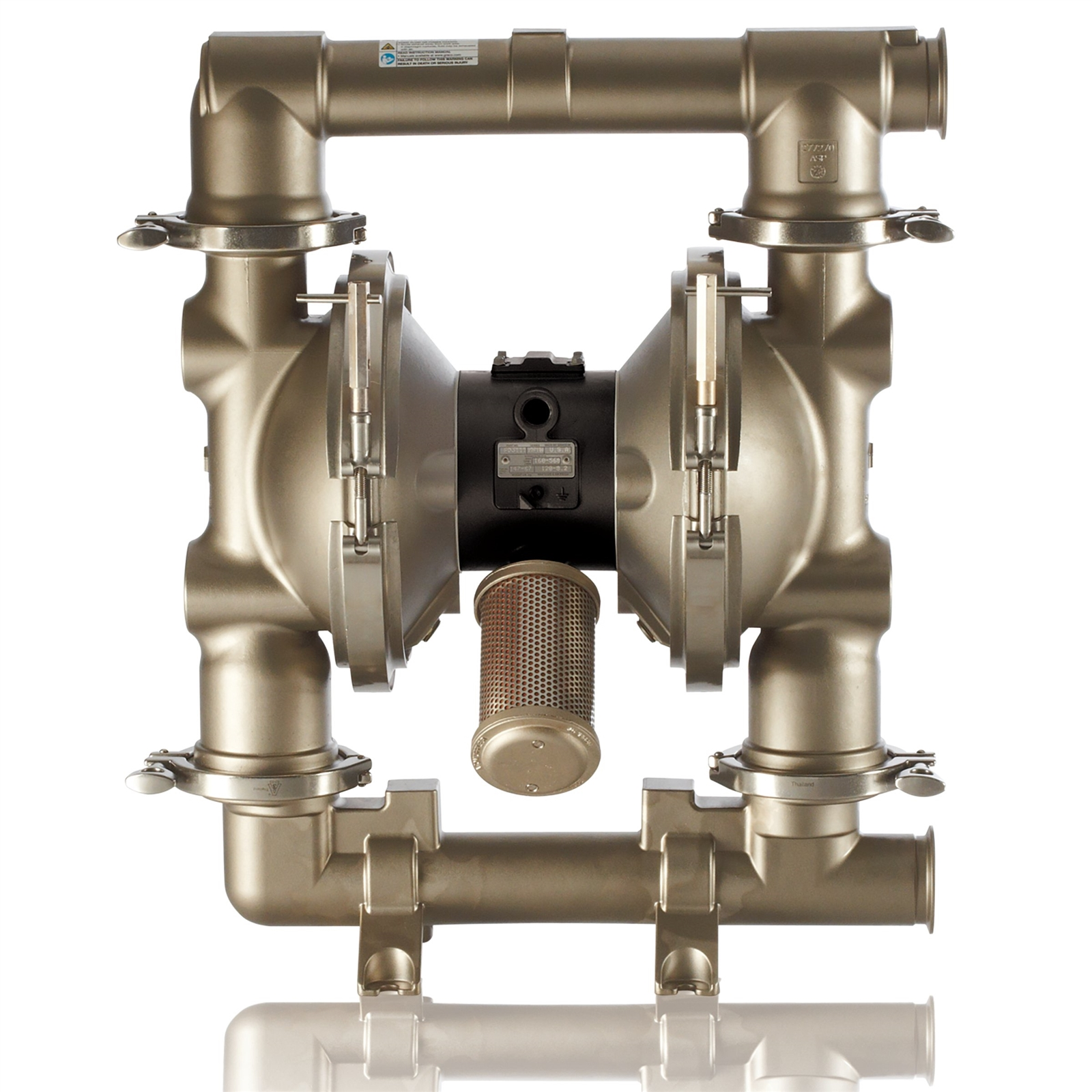 SaniForce® 1040 Air Operated Diaphragm Pump