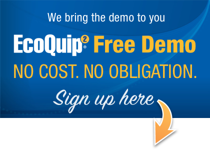 EcoQuip 2 Vapor Abrasive Blasting - Free Demo at your location