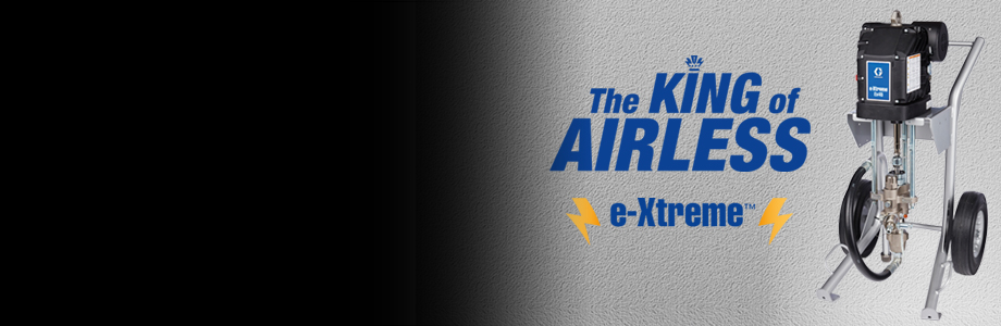e-Xtreme - The KING of Airless