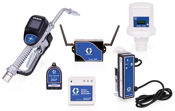 Graco Pulse Fluid Management