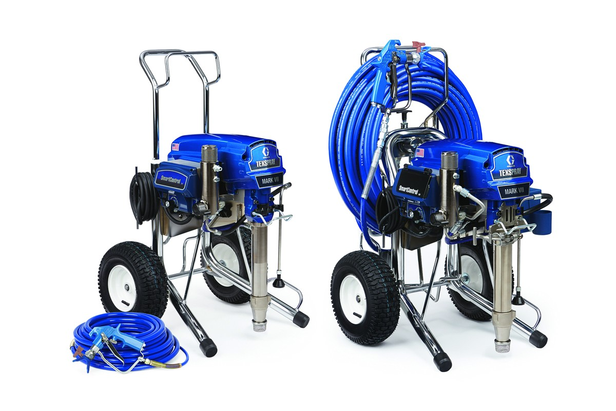 Download High Resolution Image|/content/dam/graco/emea/images/outline/TexSpray_MarkVII_combi.tif