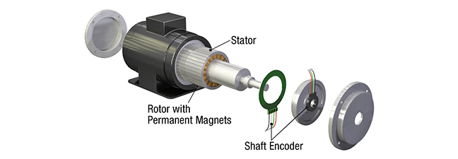 BLDC Motor Components