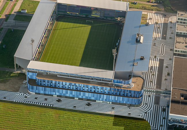 Sportzone Limburg – Sports Floor Markings